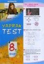 Mercek Yayınları 8. Sınıf  Matematik  Yaprak Test