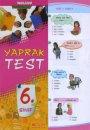 Mercek Yayınları  6. Sınıf   İngilizce  Yaprak  Test