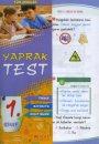 1. Sınıf  Tüm Dersler  Yaprak Test  Mercek Yayınları