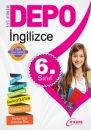 6.Sınıf  İngilizce  Yardımcı  Ders Kitabı Depo Yayınları