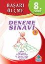 8.Sınıf   Tüm Dersler Deneme  Sınavı Prizma Yayınları