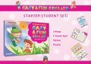 Easy Fun English  Starter-Student Set