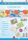 Easy Fun English  A-Teacher Set