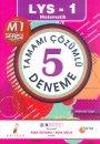 Pelikan Yayınları LYS 1 Matematik Tamamı Çözümlü Kısa Cevaplı Açık Uçlu 5 Deneme Sınavı