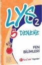 FenCebir Yayınları LYS 2 Fen Bilimleri 5 Deneme Sınavı