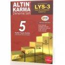 Altın Karma Yayınları LYS 3 Türk Dili ve Edebiyatı Coğrafya 1 5 Farklı Yayın 5 Deneme