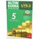 Altın Karma Yayınları LYS 2 Fizik Kimya Biyoloji 5 Farklı Yayın 5 Deneme