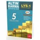 Altın Karma LYS 1 Matematik Geometri 5 Farklı Yayın 5 Deneme