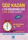 Çöz Kazan Yayınları LYS 3 Edebiyat Coğrafya Çöz Kazan 3 Fasikül Deneme