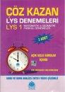 Çöz Kazan Yayınları LYS 1 Matematik Geometri Çöz Kazan 3 Fasikül Deneme
