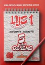 LYS 1 Matematik Geometri Tamamı Çözümlü 5 Fasikül Deneme Sibel Aydın Yayınları