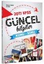 2017 KPSS Güncel Bilgiler Konu Soru 657 Yayınları