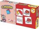 Kırkpabuç Eşyalar - Memory Hafıza Oyunu (Karton) 7206