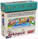 Kırkpabuç Dünya Hepimizin Evidir 30 Parçalık Floor (Karton) 6208
