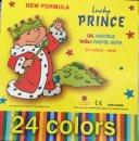 Lucky Prince Pastel Boya 24 Renk
