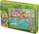 Kırkpabuç Orman Hayvanları 2 48 Parça Karton) 6322