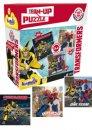 Kırkpabuç Team-Up Puzzle 25-36-49 Parça 6812