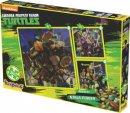 Kırkpabuç Ninja Turtles Ninja Power 25-36-49 Parça TMN.6873