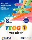 Birey Yayınları 8. Sınıf TEOG 1 Tek Kitap Konu Anlatımlı Soru Bankası