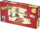 Kırkpabuç Tamamlama - Domino (Karton) 7021