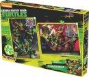Kırkpabuç Ninja Turtles Cowabunga 60-90 Parça TMN.6874