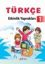 1.Sınıf Türkçe Etkinlik Yaprakları Berkay Yayınları