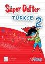 2.Sınıf Türkçe Süper Defter Berkay Yayınları