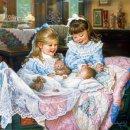 Anatolian Küçük Bakıcılar / Little Girls