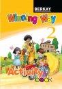 2.Sınıf Winning Way Activity Book Berkay Yayınları