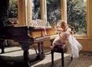 Anatolian Küçük Balerin / Piano Balerina