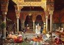 Anatolian Tanışma/The Introduction After the Bath, 1889