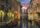 Anatolian Venedikte Alacakaranlık / Venice at Dusk 3000 Parça 4904
