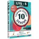 LYS 5 İngilizce Tamamı Özgün 10 Deneme Pelikan Yayınları
