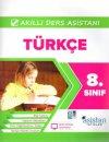 Asistan Yayınları TEOG  8. Sınıf Türkçe Akıllı Ders Asistanı