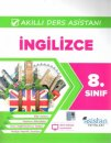Asistan Yayınları TEOG  8. Sınıf İngilizce Akıllı Ders Asistanı