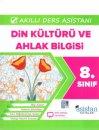 Asistan Yayınları TEOG  8. Sınıf Din Kültürü ve Ahlak Bilgisi Akıllı Ders Asistanı