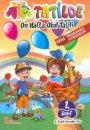 Ata Yayıncılık 1. Sınıftan 2. Sınıfa Geçenler İçin Tatil Kitabı