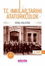 Kültür Yayınları 8. Sınıf T.C. İnkılap Tarihi ve Atatürkçülük Konu Anlatımı
