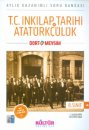 Kültür Yayınları Dört Mevsim  8. Sınıf T.C. İnkılap Tarihi ve Atatürkçülük Soru Bankası