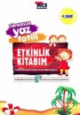 4. Sınıf Tüm Dersler Yaz Tatili Etkinlik Kitabım Açı Yayınları