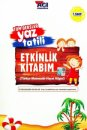 1. Sınıf Tüm Dersler Yaz Tatili Etkinlik Kitabım Açı Yayınları