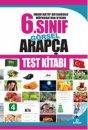 İmam Hatip Ortaokulu Müfredatın Uygun 6. Sınıf Görsel Arapça Test Kitabı  Ensar Neşriyat