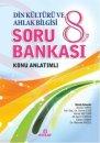 8. Sınıf Din Kültürü ve Ahlak Bilgisi Soru Bankası Konu Anlatımlı Ensar Neşriyat