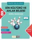 8. Sınıf TEOG Din Kültürü ve Ahlak Bilgisi Soru Bankası Şenol Hoca Yayınları