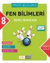 8. Sınıf TEOG Fen Bilimleri Soru Bankası Şenol Hoca Yayınları