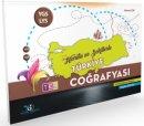 YGS LYS KPSS ÖABT Tek Coğrafya Harita ve Şekillerle Türkiye Yayın Denizi