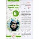 6. Sınıf Fen Bilimleri Yaprak Test Güneş Yayınları