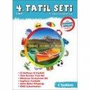 4. Sınıf Tatil Seti 5. Sınıfa Geçenler İçin Tudem Yayınları