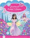 Çıkartmalı Model Kitabım - Güzel Prensesler Altın Kitaplar