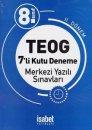 8. Sınıf TEOG 2 7li Deneme Seti İsabet Yayınları